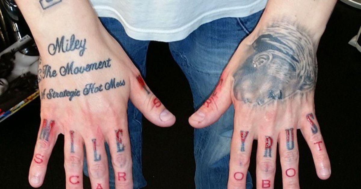 trauernde kriger tatoos